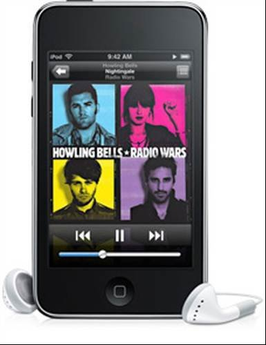 10. Apple iPod Touch