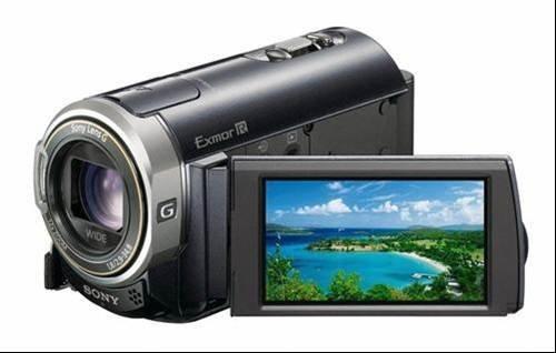 Sony Handycam CX305