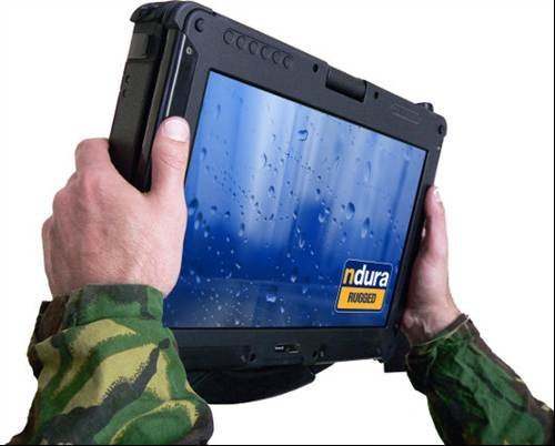 BlazePoint Ndura Rugged laptop
