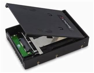 SSDNow 2.5 inch Sata II drive enclosure