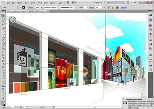 Perspective Help In Illustrator Photos Adobe Creative