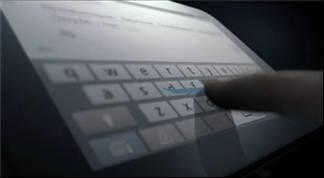 Samsung Galaxy Tab - Swype