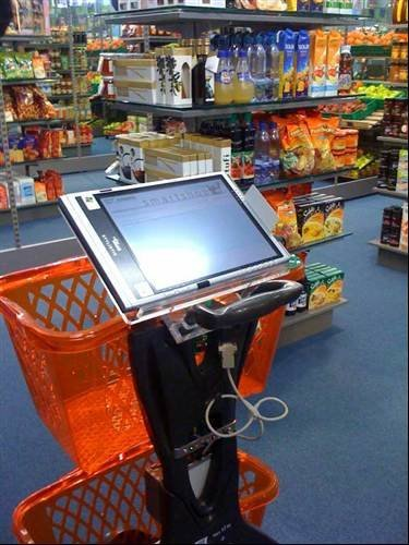 Rfid Shopping Lists Sap S Future Of Retail Research Labs