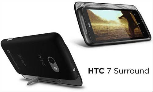 HTC 7 Surround - Windows Phone 7