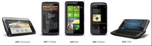 htc windows phone 7 family windows phone 7 the phones. Black Bedroom Furniture Sets. Home Design Ideas