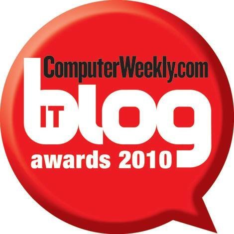 Computer Weekly IT Blog Awards 2010 - The winners