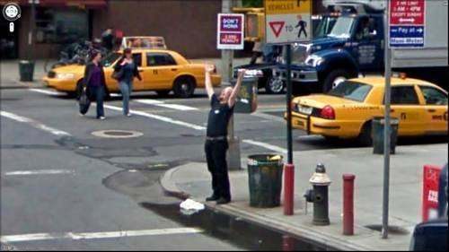 Eureka! - The funniest pictures on Google Street View