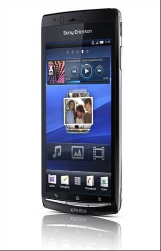 Sony Ericsson Xperia Arc - Specifications