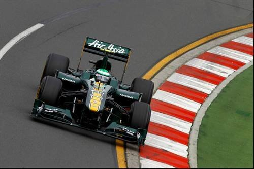 How Team Lotus uses IT to drive its Formula One racing