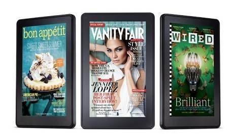 Amazon Kindle Fire tablet - Books