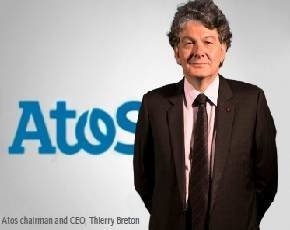 Atos revenue slips but UK growth up 3.7%