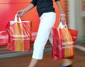 Online grocery sales boost revenues at Sainsburys