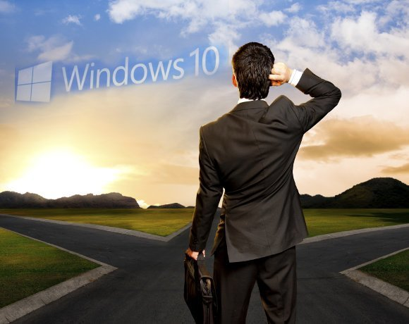 Windows 10: Microsoft at the crossroads