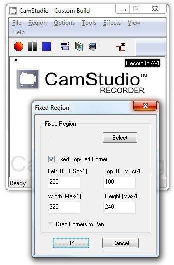 Use CamStudio to record videos for your employees for free.