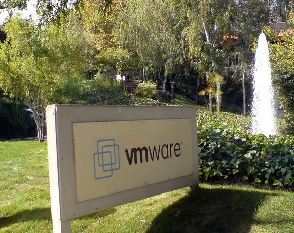VMware shifts from on-premise to hybrid cloud virtualisation