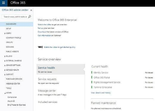 Free Office 365 trial account creation