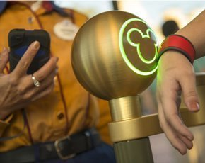 Disney spreads the magic through wearable technology
