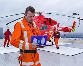 London's Air Ambulance swaps A-Z maps for mobile apps