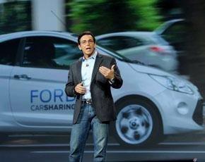 CES 2015: Car companies showcase automotive digitisation