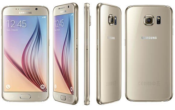 MWC 2015: Samsung launches Galaxy S6, mobile payments