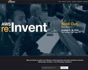 Das sind die Themen der AWS re:Invent 2015