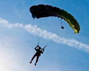 Konetic and IoD Essex support paratroopers with recruitment
