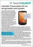 Click here to read our report on mHealth