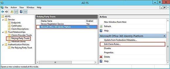 Microsoft Office 365 Identity Platform