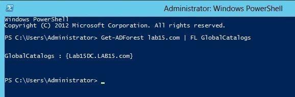 Windows PowerShell commands