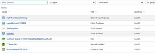 Automate Azure VM deployment