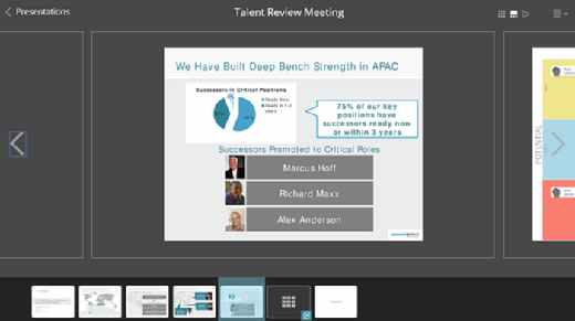 SuccessFactors preview presentation