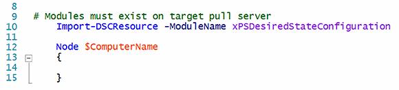 构建Pull服务器