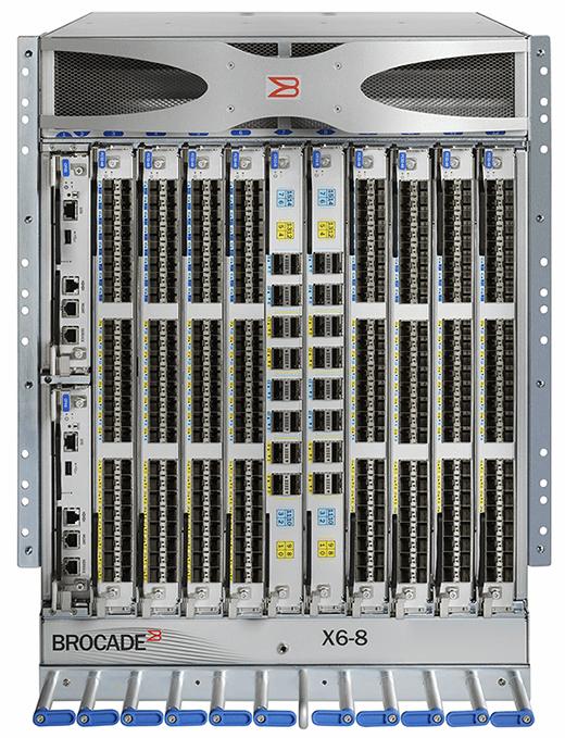 Brocade X6-8 Director