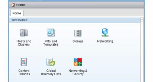 NSX Networking & Security inventory