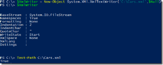 New-Object cmdlet