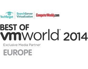 Best of VMworld Europe 2014 user awards: Winners