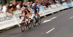 Tour of Britian cycyling photograph 26.08.JPG