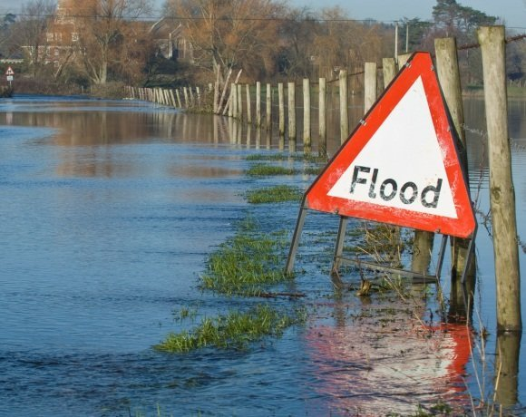How open data can mitigate the floods of the future