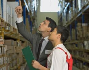 Distributors looking at things