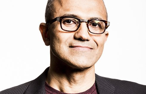 Microsoft CEO Satya Nadella (Photo courtesy of Microsoft)