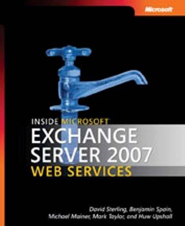 Exchange Server 2007 Web Services