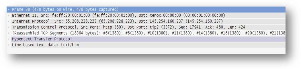 Wireshark-tutorial Screenshot 3
