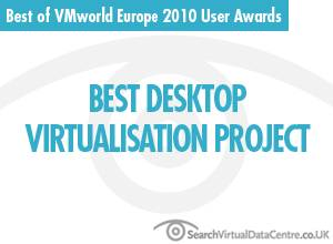 Best desktop virtualisation project