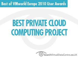 Best private cloud computing project
