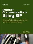 Book Cover -- Internet Communications Using SIP