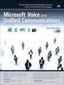 Book Cover -- Microsoft Voice and Unified Communications