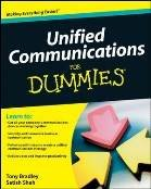 Book Cover -- Unified Communications for Dummies