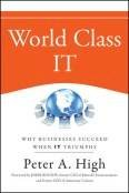 Book Cover -- World Class IT