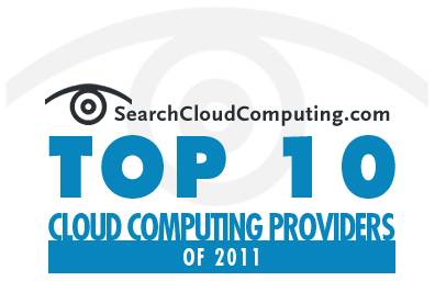 2011 top 10 cloud computing providers