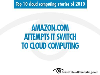Amazon.com switches internal IT to cloud